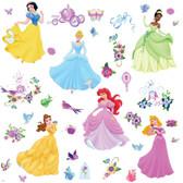 Kids Book Disney Princesses Appliques RMK1470SCS