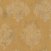 Metallics Book Chateaux Dijon Wallpaper CW9210