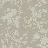 Metallics Book Arlington Oyster Wallpaper CW9272