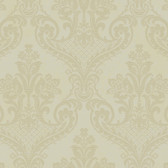 Metallics Book Bethesda Taupe Wallpaper CW9312