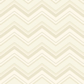 AB2151 - Ashford House Black & White Chevron Wallpaper in Yellow, Beige, and White