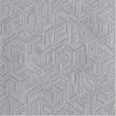 COD0207 - Candice Olson Luxury Finishes Metallica Grey Wallpaper