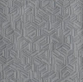 COD0208 - Candice Olson Luxury Finishes Metallica Charcoal Grey Wallpaper