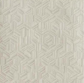 COD0205 - Candice Olson Luxury Finishes Metallica Platinum Wallpaper