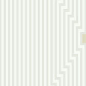 Grey GM1287 Ascending Stripes Wallpaper
