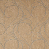 Brown LS6157NA Faux Ironworks Wallpaper