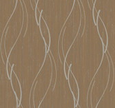 Brown AN2718 Siena Wallpaper