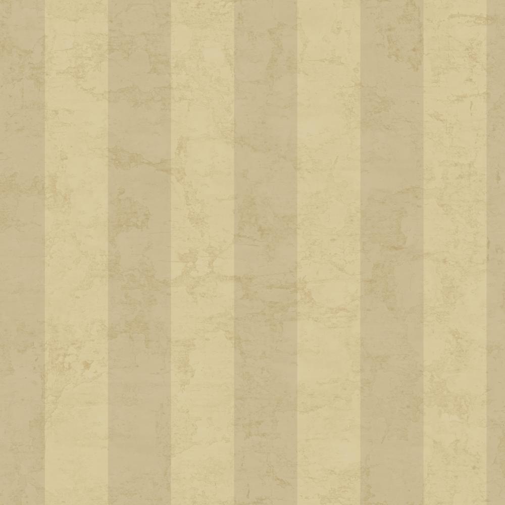 Kitchen Bathwide Stripe Beige Taupe Wallpaper Kh7155