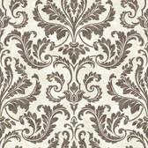 Arbor Rose Finley Regal Damask Shadow Wallpaper ARB67541