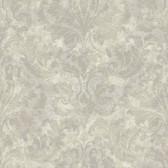 Arbor Rose Finley Regal Damask Hazelwood Wallpaper ARB67544