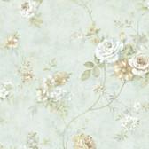 Arbor Rose Floral Arctic Wallpaper ARB67507
