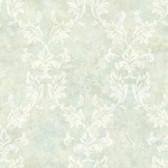 Arbor Rose Bentley Damask Pistachio Wallpaper ARB67572