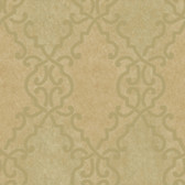 Bernaud Persian Diamond Fawn Wallpaper AL13686