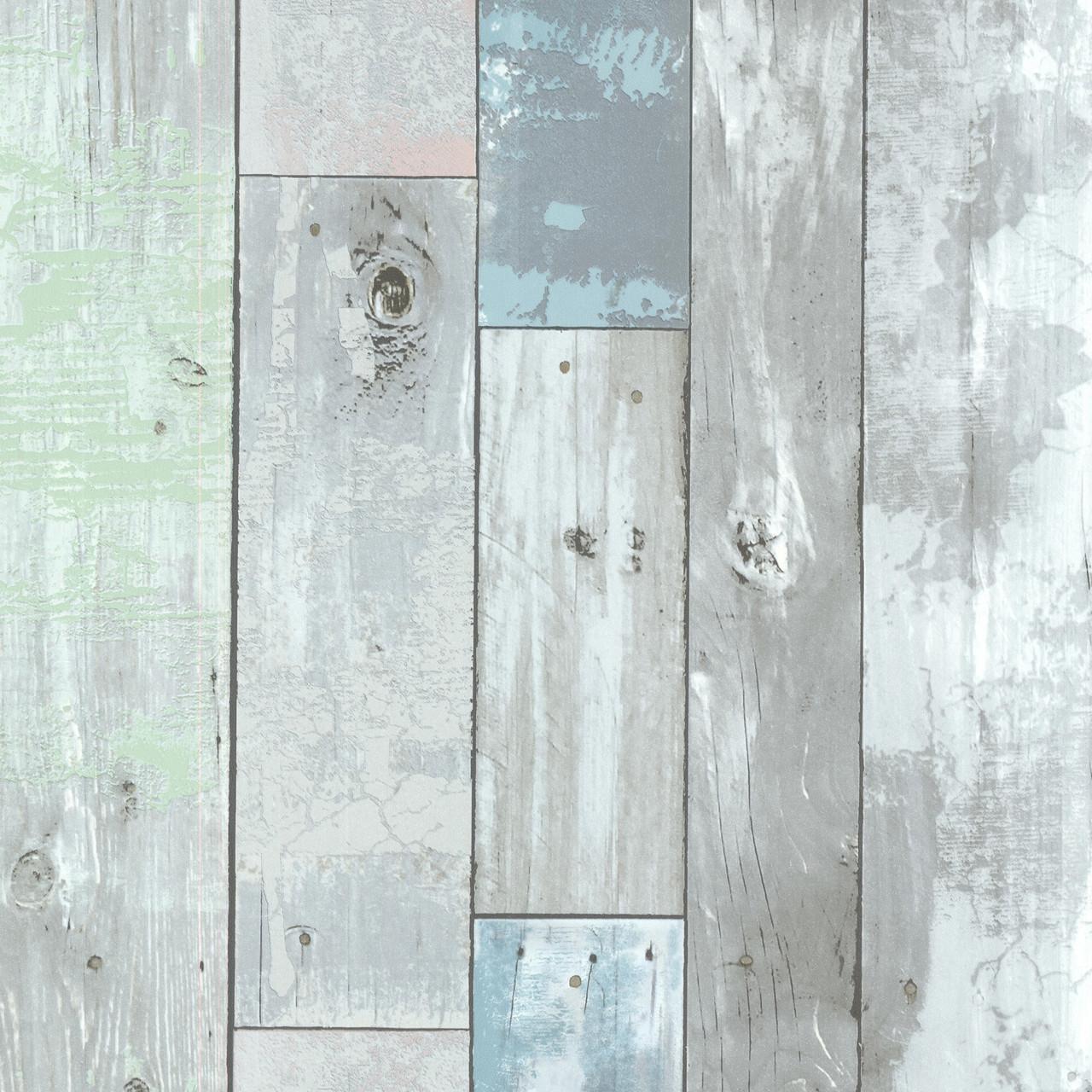 dean distressed wood panel sky wallpaper 2532 20416
