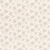 La Belle Maison Dainty Small Floral Plum Wallpaper 302-66861