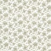 La Belle Maison Dainty Small Floral Moss Wallpaper 302-66862