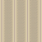 Ashford Stripes Basketweave Wallpaper SA9153 in Beige, Taupe and Violet