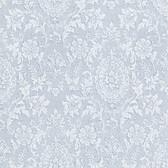 302-66888 Ornament Damask Motif Cloud Wallpaper