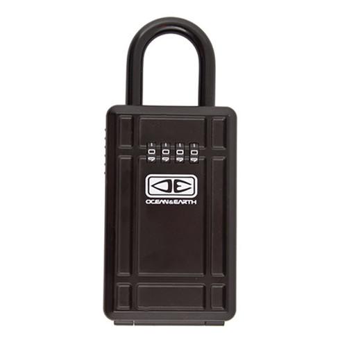 Key Vault | Car Key Security Safe | Black