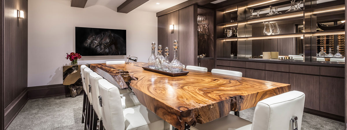 Shop dining room tables from large selection of designer dining