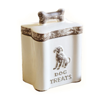 Designer Doggy Treat Jar
