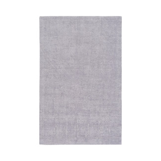 LUSTROUS HAND LOOMED MOSS AREA RUG