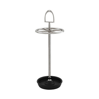 Umbrella Stand in Nickel