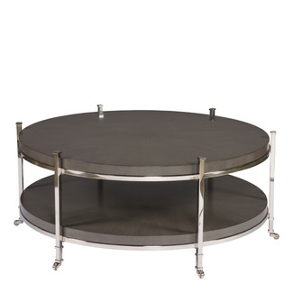 Gibson Round Cocktail Table   Langdon
