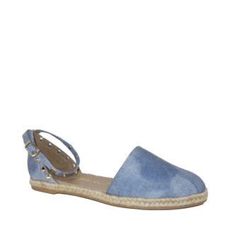 Meller Espadrille - Blue Denim
