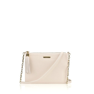 Chain Crossbody Bag - Ivory