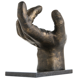 Garrick Hand Sculpture