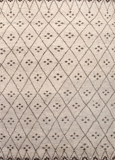 Modern Moroccan Style Area Rug