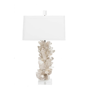 Natural Mineral Table Lamp