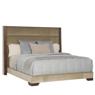 Century Club Upholstered Bed