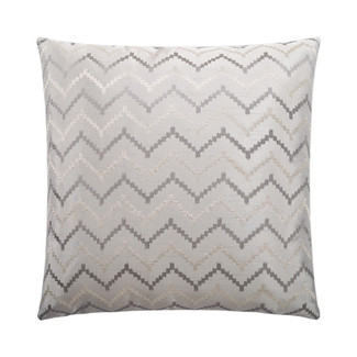 Life Line Silver Accent Pillow
