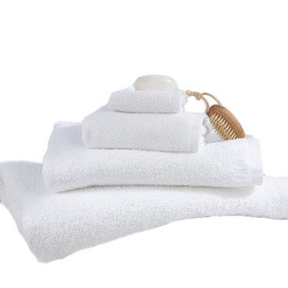 Combed Cotton Terry Hand Towel