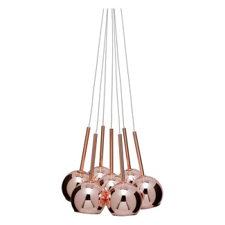 Copper Stainles Steel Pendant Lamp