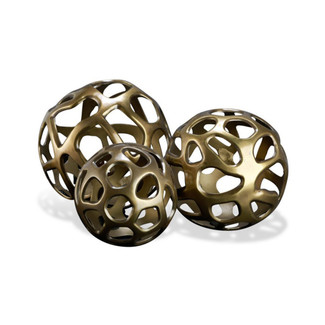 Eva Sculptural Sphere Set