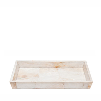 Kabibe Shell Tray, Medium