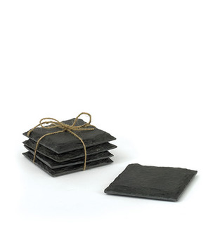 Slate Coasters - Set of Four