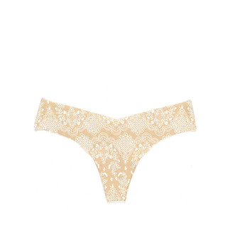 Thong Print - Lady Lace