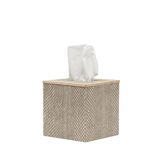 Faux Snake Tissue Box