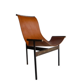 Leather Tobatí  Sling Chair