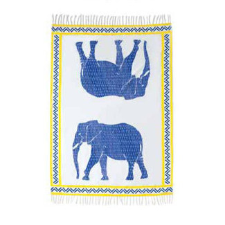 Elephant Beach Blanket