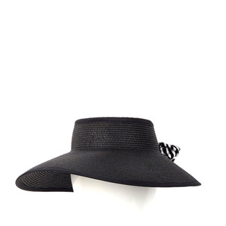 Pack and Go Hat - Black
