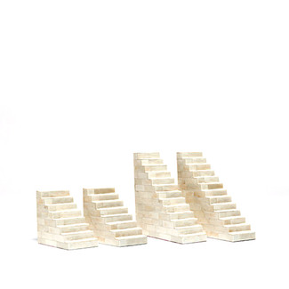 Staircase Bookends - Large