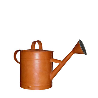 Leather Watering Can