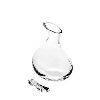 Wine Decanter with Spoon
