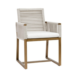 San Martin Outdoor Arm Chair