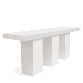 Perpetual Kos Concrete Bar Table